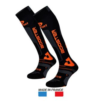 Chaussettes de ski SLIDE ELITE EVO orange