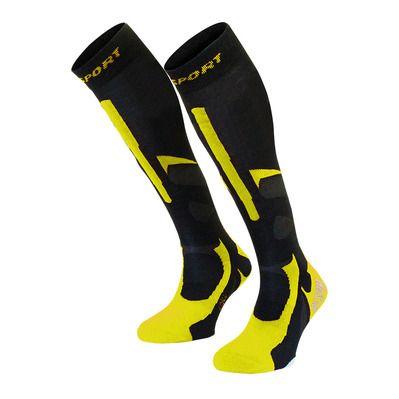 https://static.privatesportshop.com/1601173-5290834-thickbox/bv-sport-slide-pro-evo-socks-black-yellow.jpg
