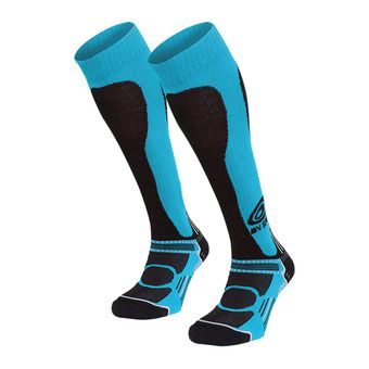 Calcetines de esquí SLIDE EXPERT azul