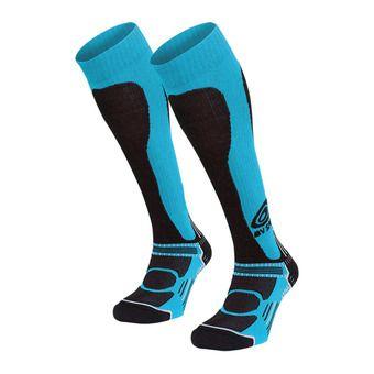 Chaussettes de ski SLIDE EXPERT bleu