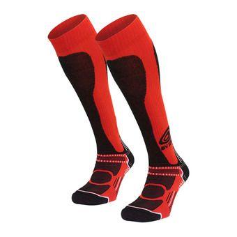 Calcetines de esquí SLIDE EXPERT rojo