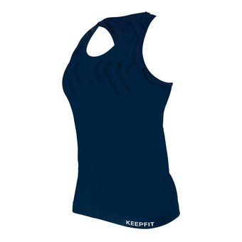 Bv Sport KEEPFIT LIMITED - Camiseta de tirantes mujer blue