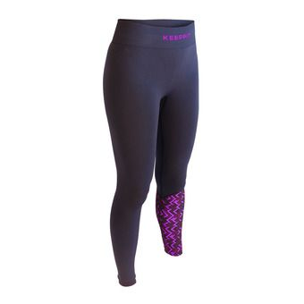 Bv Sport KEEPFIT LIMITED - Legging Donna blu/rosa