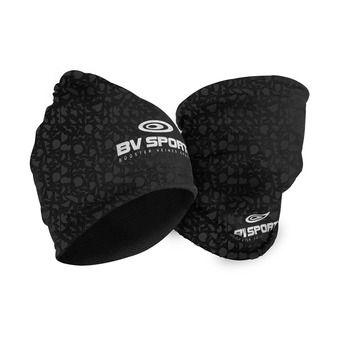 Bonnet multifontions 3en1 GRAFIK noir/gris