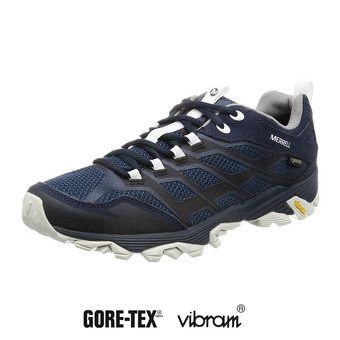 Chaussures de randonnée homme MOAB FST GTX navy/white