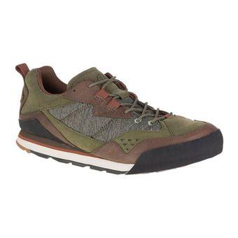 Chaussures de randonnée homme BURNT ROCK dusty olive