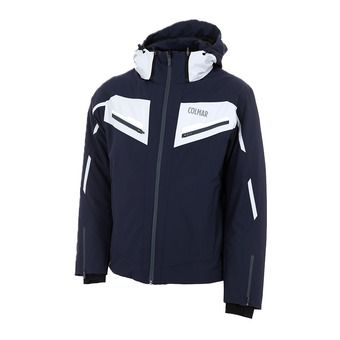 Veste de ski homme GOLDEN EAGLE SAPPORO blue black/cloud/white