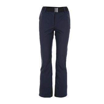 Colmar SAPPORO - Pantalon ski Femme blue black