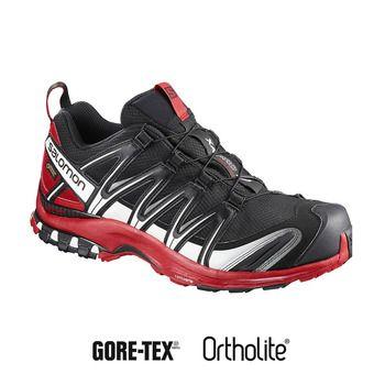 Zapatillas trail hombre XA PRO 3D GTX® black/barbados c/wh