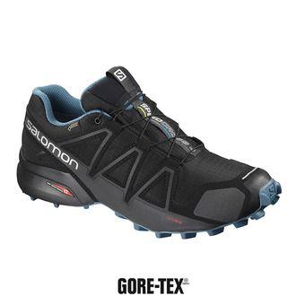 Zapatillas trail hombre SPEEDCROSS 4 GTX® NOCTURNE 2 bk/bk