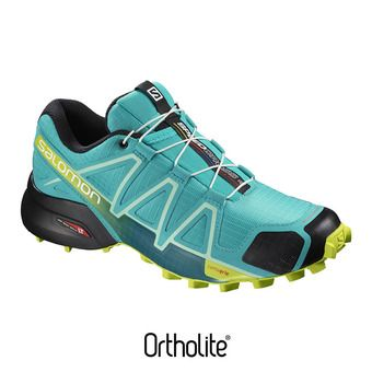 Zapatillas trail mujer SPEEDCROSS 4 bluebrd/acid lime/bk