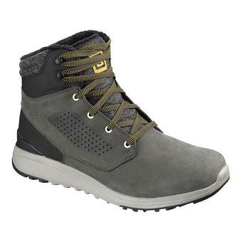 Zapatillas de senderismo hombre UTILITY WINTER CS WP beluga/bk/gr