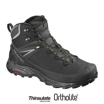 Chaussures randonnée homme X ULTRA MID WINTER CS WP bk/phant