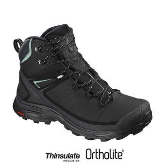 Chaussures randonnée femme X ULTRA MID WINTER CS WP bk/pha