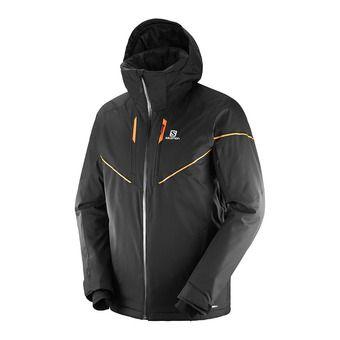 Chaqueta de esquí hombre STORMRACE black