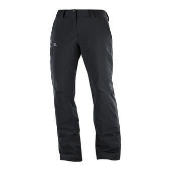 Pantalon de ski femme ICEMANIA black