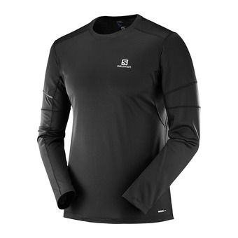 Maillot ML homme AGILE black