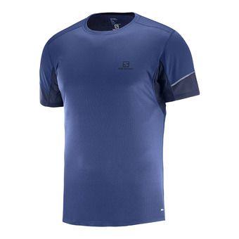 Camiseta hombre AGILE medieval b/night