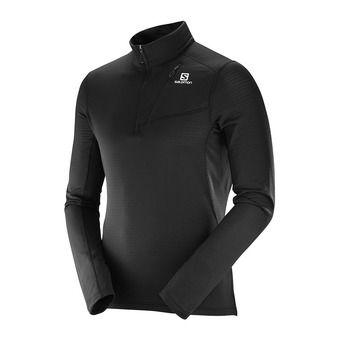 Camiseta térmica hombre GRID HZ black