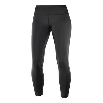 Pants AGILE LONG TIGHT Femme Black