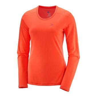 Camiseta mujer AGILE fiery cor