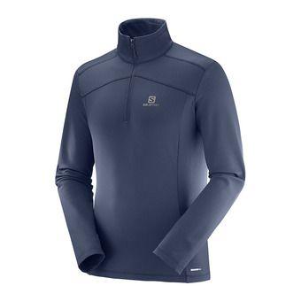 Camiseta térmica hombre DISCOVERY LT HZ night sky