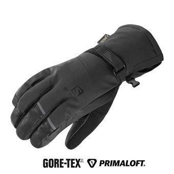 Salomon PROPELLER GTX - Gants Homme black/black