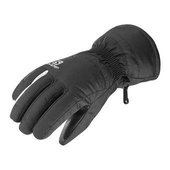 Salomon FORCE - Gloves - Women's - black/white