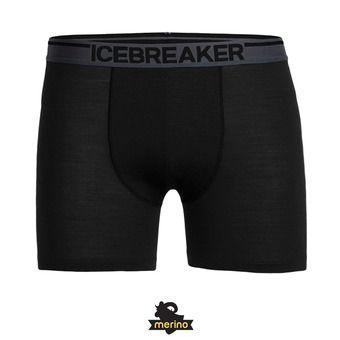 Icebreaker ANATOMICA - Boxer Homme black/monsoon