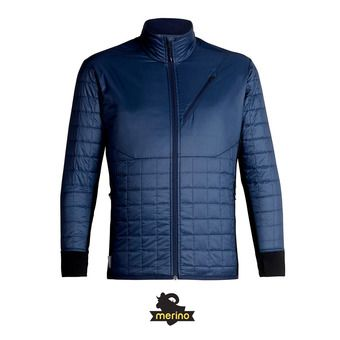 Veste homme HELIX midnight navy/black