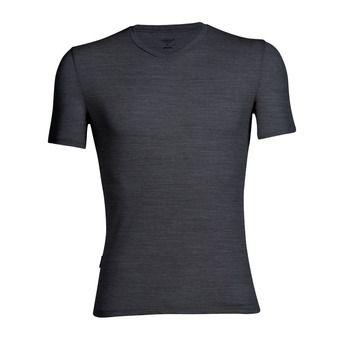 Icebreaker ANATOMICA - Tee-shirt Homme jet hthr