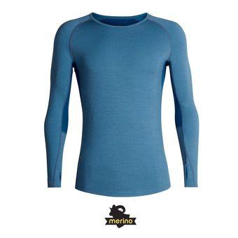 Sous-couche ML homme ZONE granite blue/prussian blue