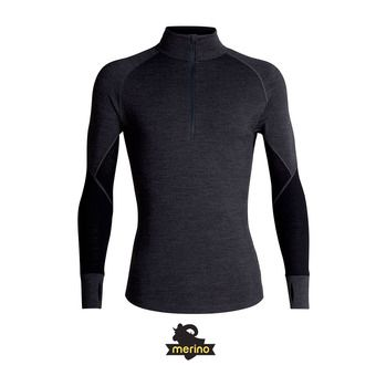 Camiseta térmica hombre ZONE jet hthr/black/mineral