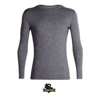 Sous-couche ML homme OASIS gritstone hthr