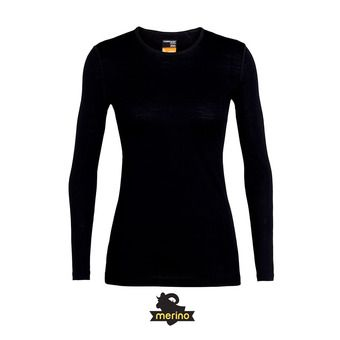 Camiseta térmica mujer OASIS black