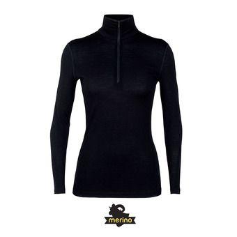 Icebreaker 200 OASIS - Sous-couche Femme black