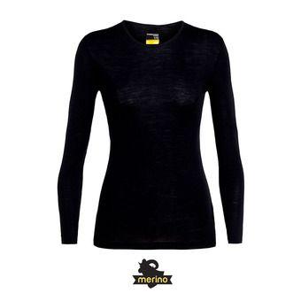 Icebreaker 175 EVERYDAY - Sous-couche Femme black