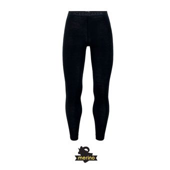 Icebreaker 175 EVERYDAY - Mallas hombre black