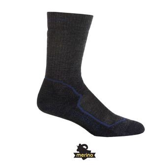 Calcetines hombre HIKE+ MEDIUM CREW jet hthr/planet/black