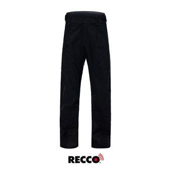 Pantalon de ski Recco® homme RADICAL black