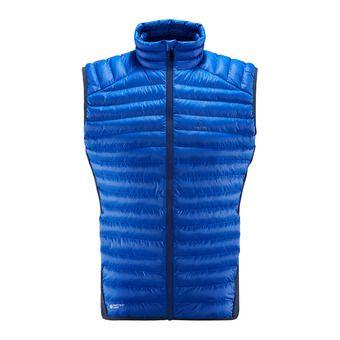 Essens Mimic Vest Homme Cobalt Blue