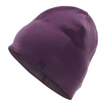 Bonnet Polartec® FANATIC acai berry/lilac