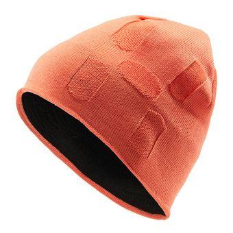 Bonnet H coral pink