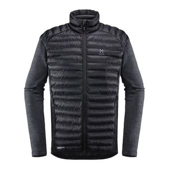 Haglofs MIMIC HYBRID - Hybrid Jacket - Men's - true black