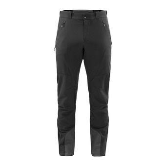 Haglofs ROC FUSION - Pantalón hombre true black