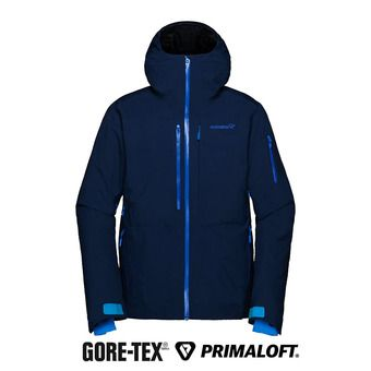 Norrona LOFOTEN INSULATED GTX - Veste Homme indigo night