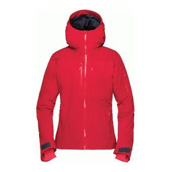 Gore-Tex® Jacket - Women's - LOFOTEN INSULATED jester red