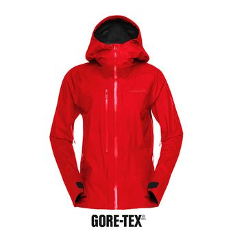 Chaqueta Gore-Tex® mujer LOFOTEN ACTIVE jester red