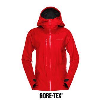 Veste à capuche Gore-Tex® femme LOFOTEN ACTIVE jester red
