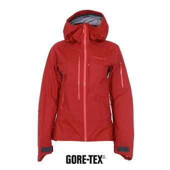 Norrona LOFOTEN ACTIVE GTX - Chaqueta mujer jester red